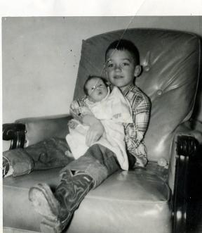 1-Loretta Gustafson's Life in Photos 010