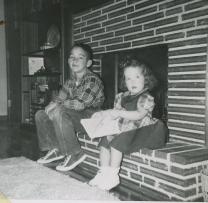1-Loretta Gustafson's Life in Photos 013