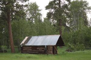 2-small log house