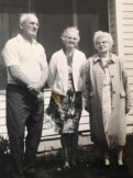 Arlo (Sandy), Tet, and Melitha Sanderson