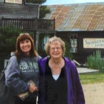 Valerie Leckey Halla, Elna Miller