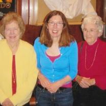 Elna, Stephanie, Helen