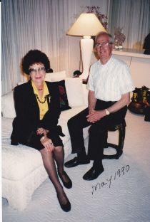 Jeff and Irma Sanderson