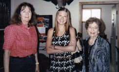 Andrea Miller Sheehan, Angela Sanderson, daughter of Jeff H., Irma Sanderson