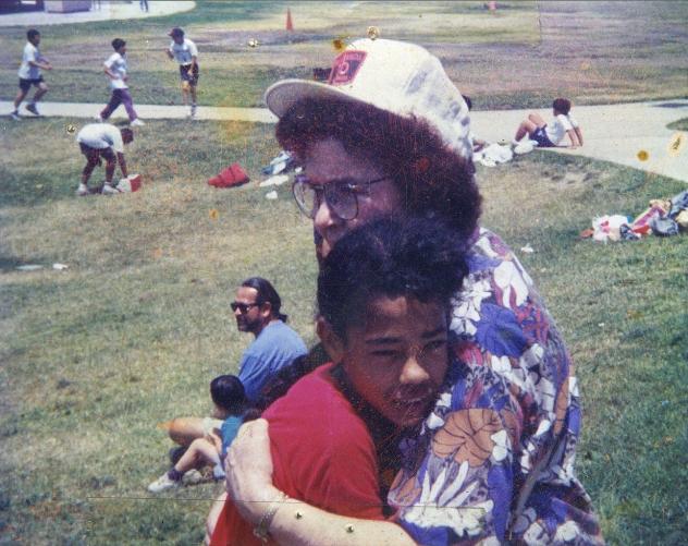 2-Loretta Gustafson's Life in Photos 025