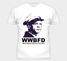 4-barney tshirt