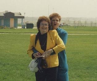1-Loretta Gustafson's Life in Photos 043