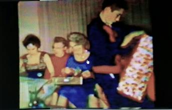Mom, Grandma, Elsie Bork, Billy