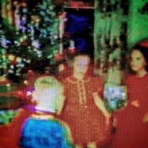 Mark Sanderson, Stephanie Miller and Mary Francis