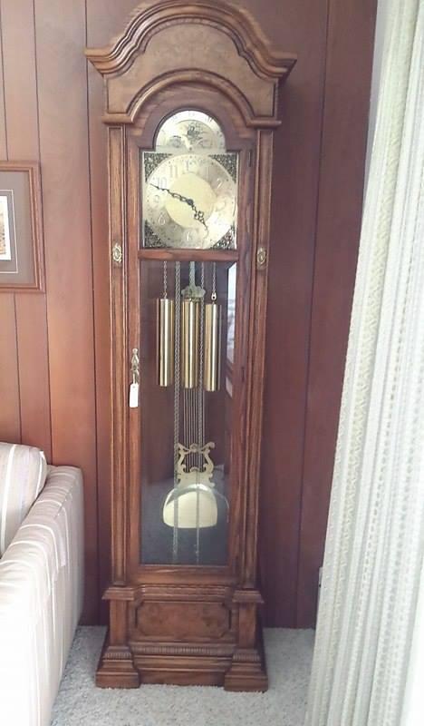1-Grandfather clock